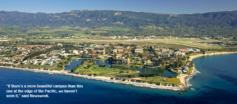 Image result for university of california santa barbara campus
