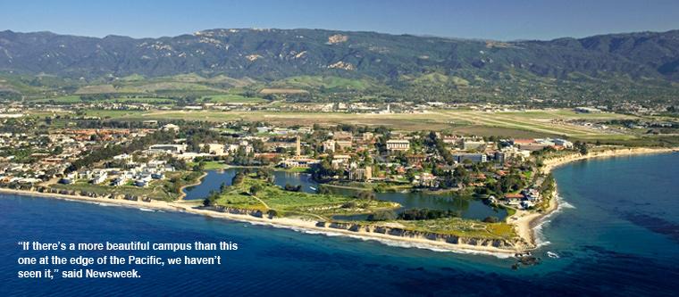 Image result for university of california santa barbara campus